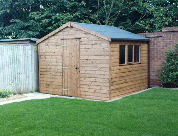 Ordinaire Garden Sheds Northern Ireland